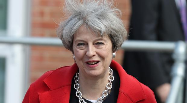 Theresa May has said that students are in the net migration figures because it is in the international definition of net migration