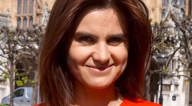 Jo Cox's children helped design a memorial plaque