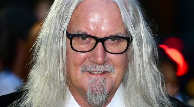 Billy Connolly said he hopes to be able to perform on stage again, after starting to take medication for his Parkinson's symptoms
