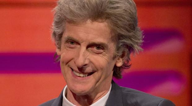 Peter Capaldi has started his last season in the title role in Doctor Who