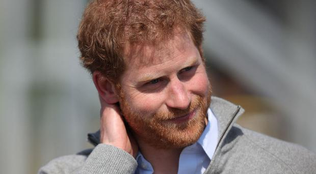 Prince Harry has opened up about the grief he felt over his mother's death