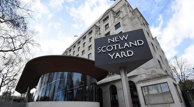 UK police investigating acid attack at London club
