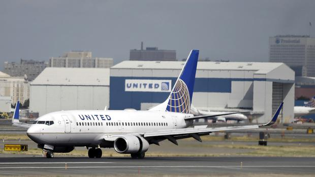 United Airlines disputes the couple's version of events