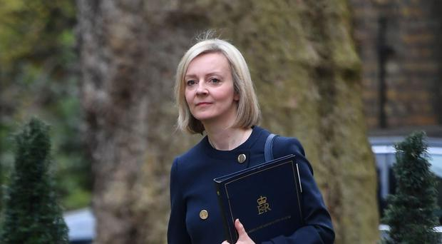 Liz Truss said the changes would also benefit detainees