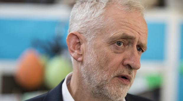 Jeremy Corbyn says Tory cuts to inheritance tax will be scrapped to pay for the 17% increase in Carer's Allowance