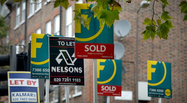 Almost 3,000 flats worth £1 million or more were sold last year, data showed