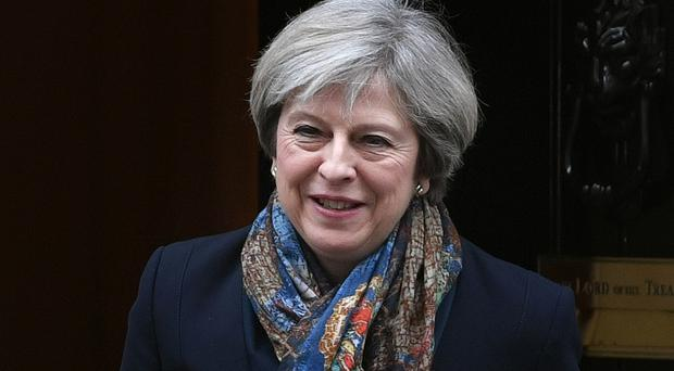 Prime Minister Theresa May is to make a statement in Downing Street after Cabinet on Tuesday