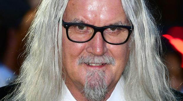 Billy Connolly was speaking in an ITV documentary marking his long career