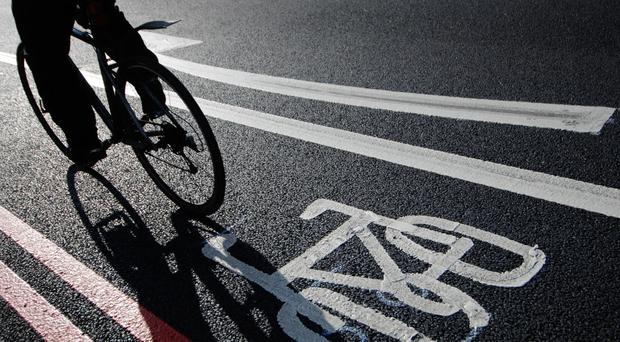 More cycle lanes would encourage more to make the journey to work by bike, campaigners said.