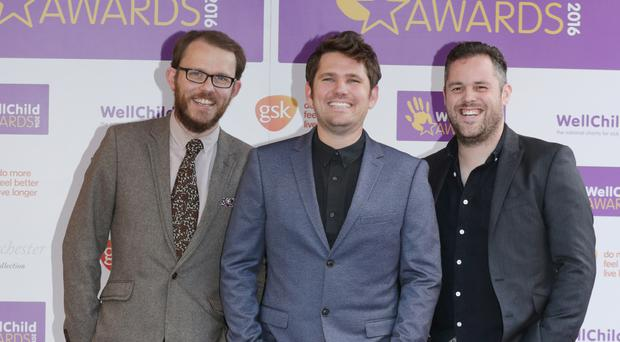 Scouting For Girls will perform in Belfast this November.