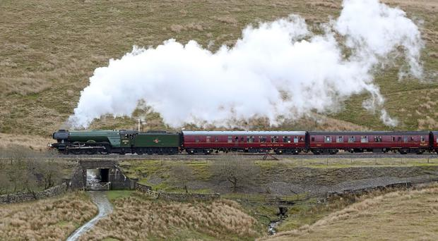 Flying Scotsman was built in Doncaster, South Yorkshire, in 1923