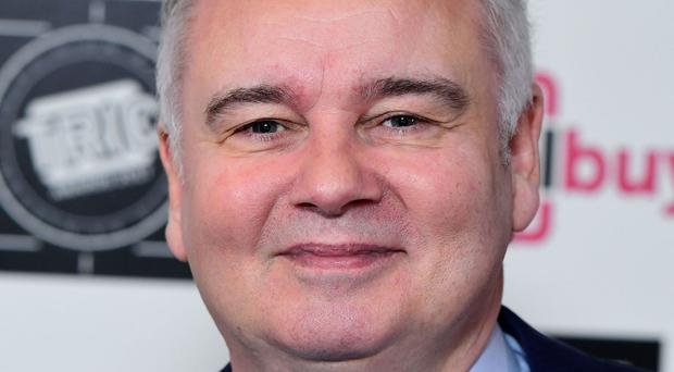 Eamonn Holmes was accused of being asleep during a call-in on Thursday's edition of This Morning