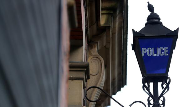 Police were called to a house in Aspley, Nottingham, after reports a boy had collapsed and was in cardiac arrest