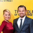 Margot Robbie made her mark in her audition alongside Leonardo DiCaprio