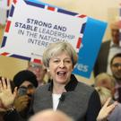 The latest opinion polls will gladden Prime Minster Theresa May's heart