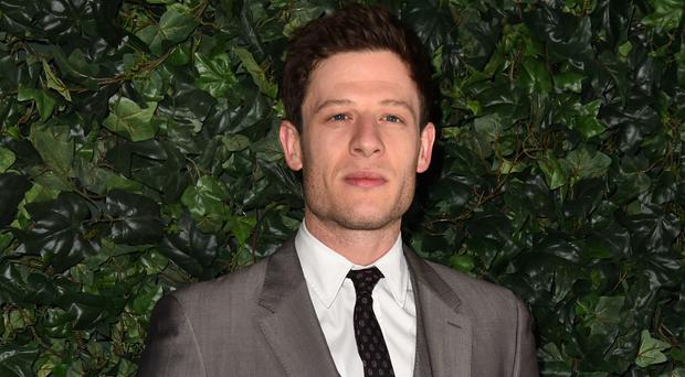 James Norton has played vicar Sidney Chambers since the first series of Grantchester