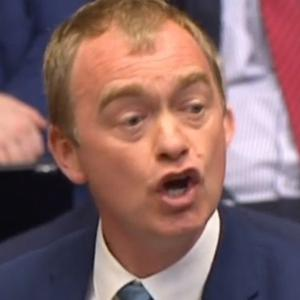 Tim Farron said under no circumstances will the Lib Dems enter into coalition with Labour or the Tories after the general election