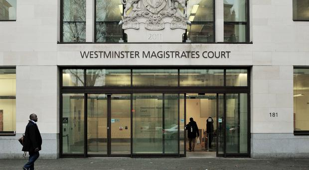 Madihah Taheer is due to appear at Westminster Magistrates' Court