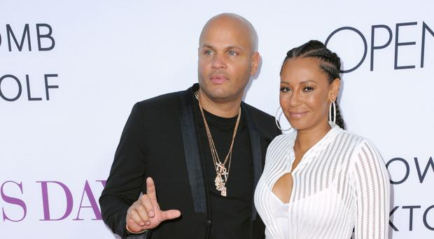 Stephen Belafonte has denied allegations he subjected Mel B to years of physical and emotional abuse