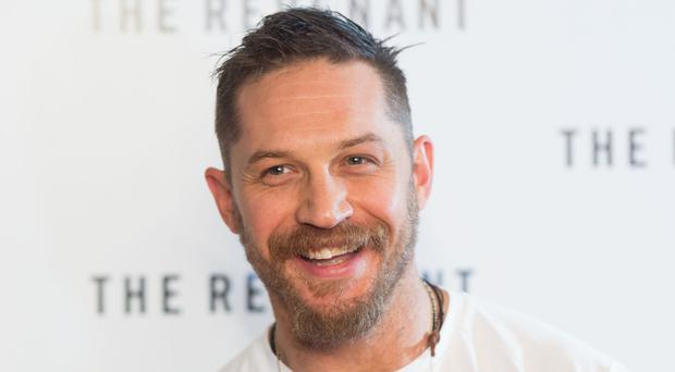 Tom Hardy is reported to have carried out a citizen's arrest on a suspected moped thief near his London home