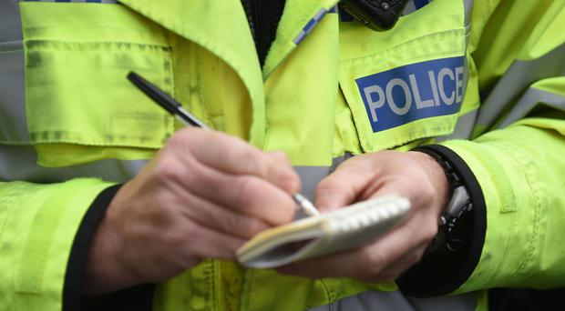 Police are hunting thieves who targeted a man in Bolton as he suffered a stroke