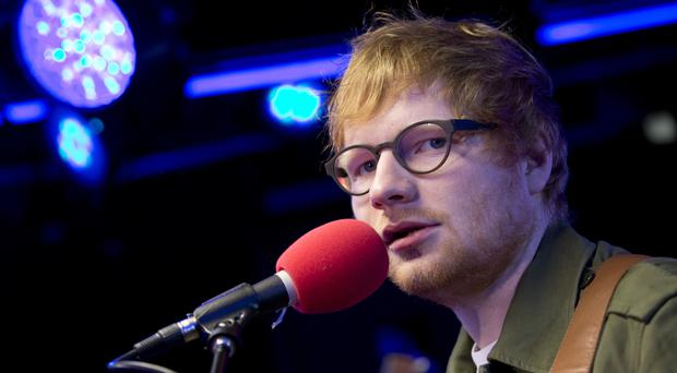 Ed Sheeran met terminally ill six-year-old Ollie Carroll backstage before a concern in Manchester