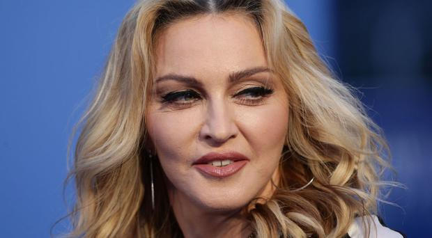 Madonna was critical of plans for a film of her life story