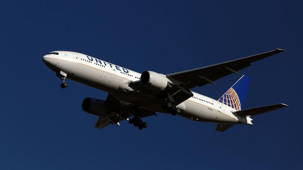United Airlines said it was reviewing the matter