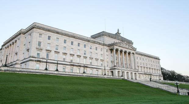 Parliament Building at Stormont (Liam McBurney/PA)