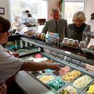 The Duke and Duchess visit Shorty's in Ballater