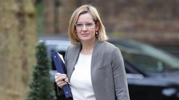 Home Secretary Amber Rudd undermined No.10's dismissal of the account of the talks