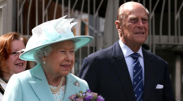 Queen Elizabeth II and the Duke of Edinburgh (Andrew Milligan/PA)