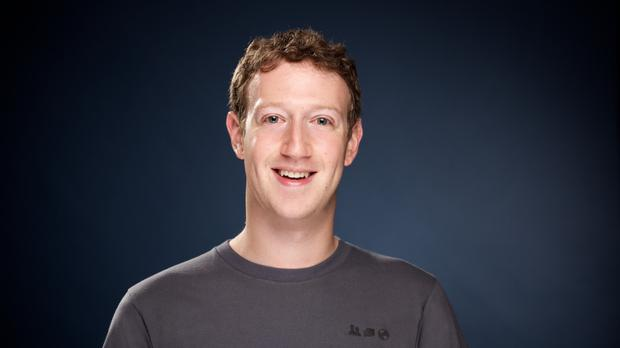 Facebook CEO Mark Zuckerberg (Facebook/PA)