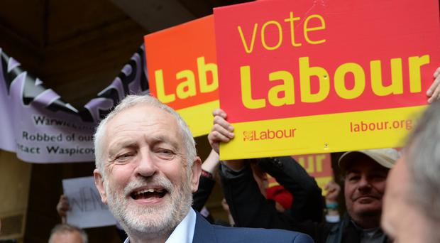 UK Labour leader Corbyn: I won't quit if I lose election