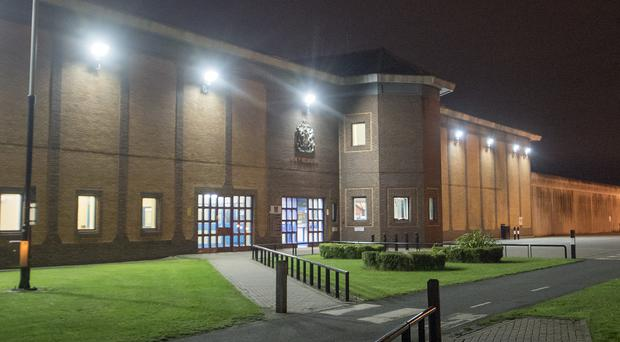 The attack reportedly happened at Belmarsh prison ( Anthony Devlin/PA)