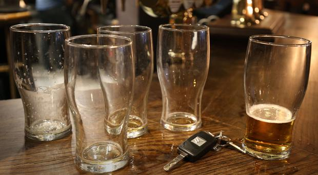 Only 11 other countries reported higher alcohol consumption than Britain (Philip Toscano/PA)