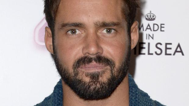 Made In Chelsea star Spencer Matthews.