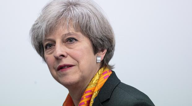 Prime Minister Theresa May (Jack Taylor/PA Wire/PA Images)