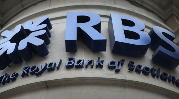 A branch of the Royal Bank of Scotland (Philip Toscano/PA)
