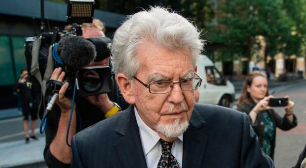 Jury discharged after failing to reach verdicts in Rolf Harris trial