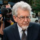 Court appearance: Rolf Harris