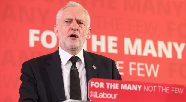 Jeremy Corbyn is due to visit Glasgow on the campaign trail (Jonathan Brady/PA)