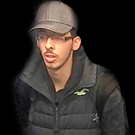 A CCTV image of Salman Abedi on the night he carried out the Manchester Arena terror attac