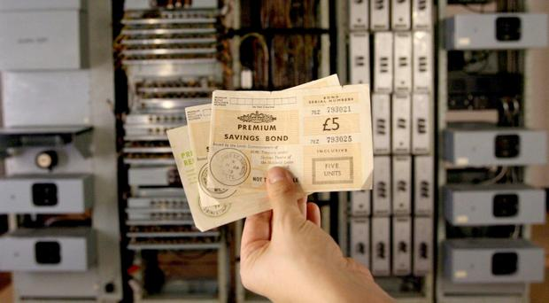 Ernie 1, the Premium Bond number generator which changed the fortunes of thousands of people (Johnny Green/PA)