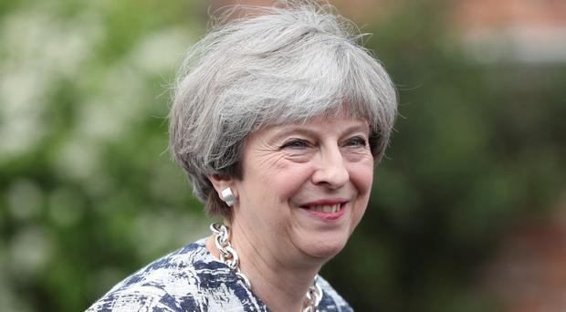 Theresa May's Conservative Party have suspended national campaigning in the wake of the terrorist attacks on London Bridge and Borough Market (Scott Heppell/PA)