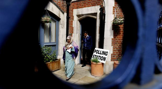The General Election is on June 8 (Nick Ansell/PA)