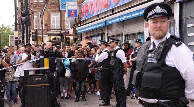 Police have raided two more houses in east London and detained