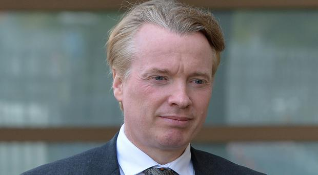 Craig Whyte has been cleared of a fraudulent takeover of Rangers after a trial at the High Court (Mark Runnacles/PA)
