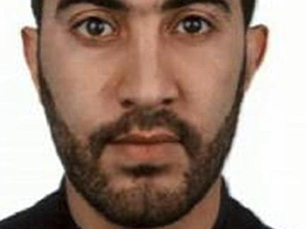 Rachid Redouane was one of the London terror attackers (Metropolitan Police/PA)