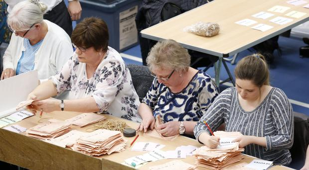 Sunderland has declared results before any other constituency in the last six General Elections (John Millard/PA)